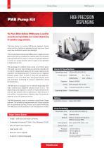 Ginolis PMB Pump Starter Kit - 2