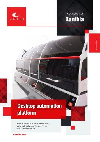 Ginolis Xanthia Automation Platform