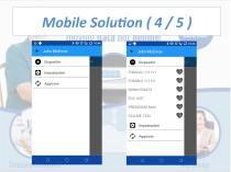 H&S Mobile Solu,ons for Telemedicine - 5