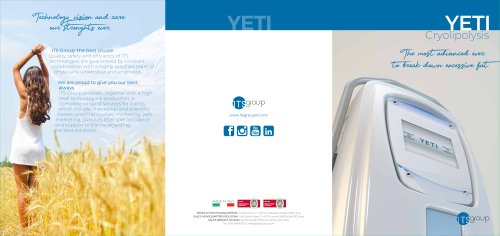 YETI - CRYOLIPOLYSIS
