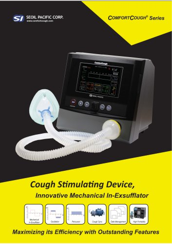 Comfort Cough Series Brochure