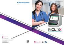 INCLIX (Quantitative Immunoassay Analyzer)