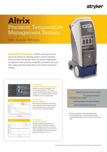 Altrix™ Precision Temperature Management System