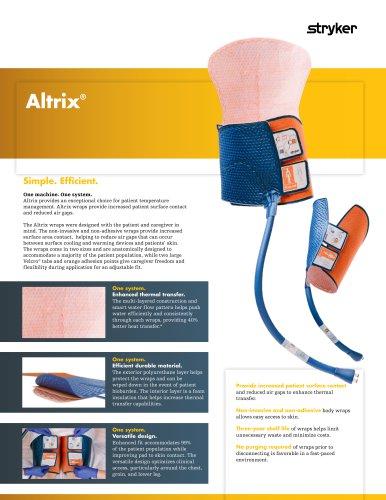 Altrix Precision Temperature Management System: Wraps