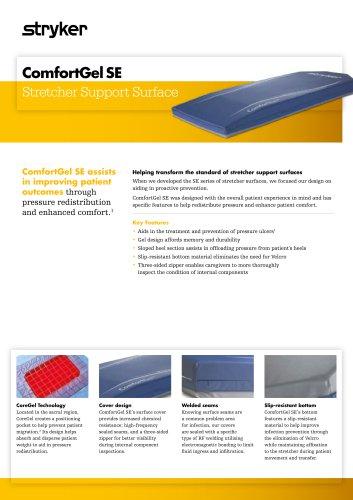 ComfortGel SE Stretcher Support Surface