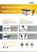 Eye Surgery Stretcher