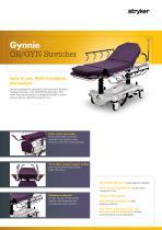 Gynnie OB/GYN Stretcher