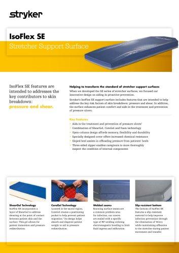 IsoFlex SE Stretcher Support Surface
