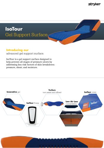 IsoTour™ Gel Support Surface