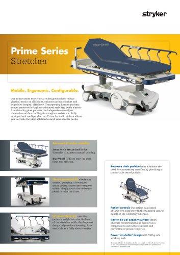 Prime Series stretcher