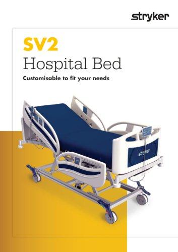 SV2 Hospital bed