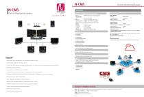 Central Monitoring System -N-CMS