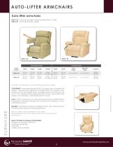 AUTO-LIFTER ARMCHAIRS