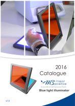 2016 Catalogue v 1.0 Blue light illuminator