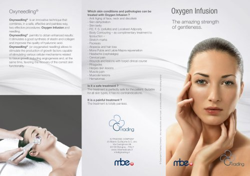 Oxygen Infusion