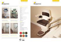 Bespoke Stairlifts Brochure