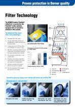 BERNER Cytostatic Glovebox Isolator - 4