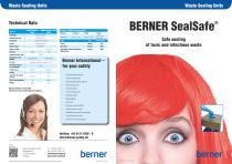 BERNER SealSafe - 1