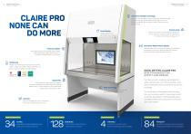 CLAIRE PRO - SAFETY CABINET - 5