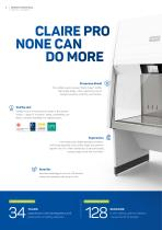 CLAIRE PRO - SAFETY CABINET - 8