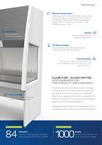 CLAIRE PURE - SAFETY CABINET - 7