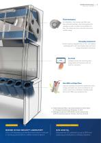 CLAIRE PURE - SAFETY CABINET - 9