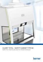 claire® total safety cabinet - 1