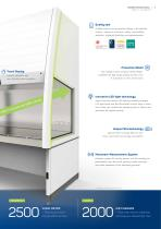 CLAIRE® XL – SAFETY CABINET - 3