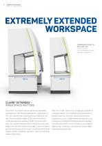 CLAIRE® XL – SAFETY CABINET - 4