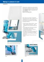 Microbiological Safety Cabinet B-[MaxPro]² - 8