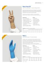 Personal protective equipment and consumables - 11