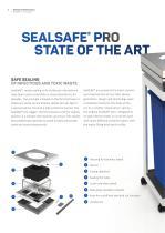 SealSafe® Waste sealing system - 4