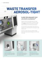 SealSafe® Waste sealing system - 8