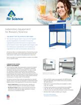 Laboratory Equipment for Brewery Science