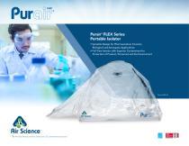 Purair®  FLEX Series Portable Isolator
