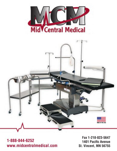 Mid Central Medical Products