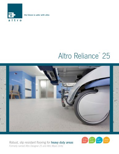 Altro Reliance™ 25