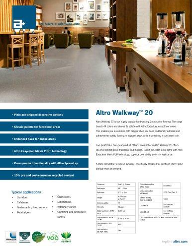 Altro Walkway ™  20