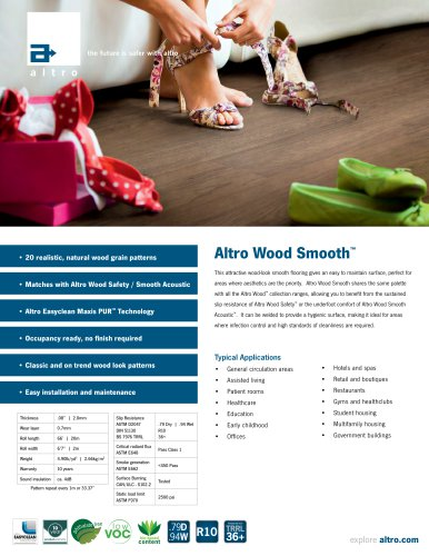 Altro Wood Smooth™