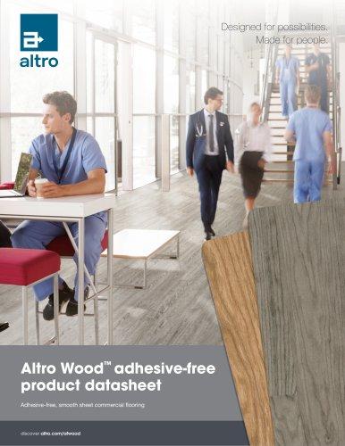 Wood adhesive-free