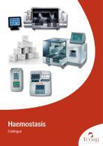 Tcoag Haemostasis Catalogue