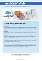 mediCAD 6 and further highlights - 5