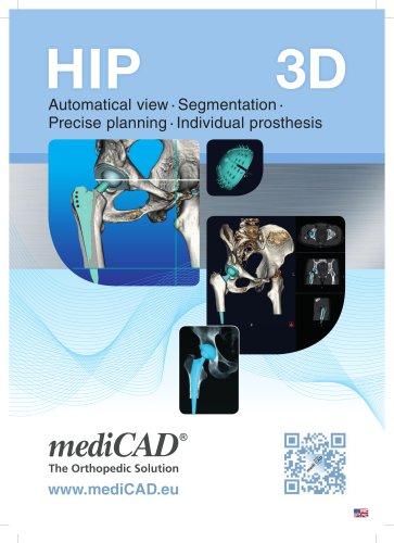mediCAD HIP 3D