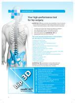 mediCAD HIP 3D - 2
