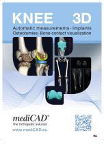 mediCAD Knee 3D - 1