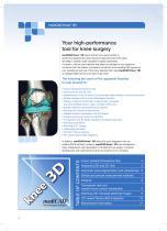 mediCAD Knee 3D - 2