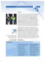 mediCAD Knee 3D - 3