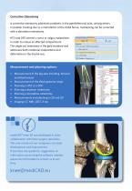 mediCAD® Knee 3D Sport - 3