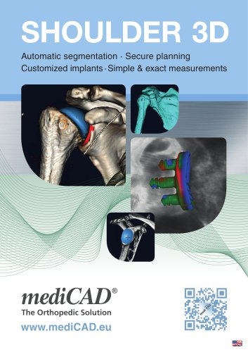 mediCAD Shoulder 3D
