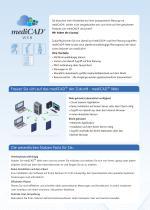 mediCAD® Web - 2